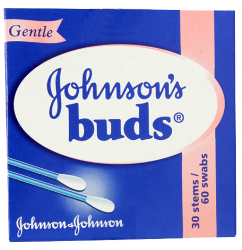 Johnson's Ear Buds 60S