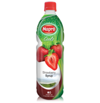 Mapro Strawberry Syrup (1ltr)