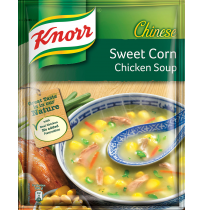 Knorr Chinese Sweet Corn Chicken Soup - 46 gm