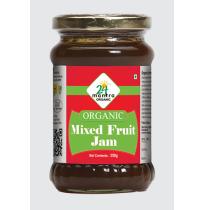 24 Mantra Organic Mixed Fruit Jam 375 g