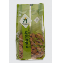 24 Mantra Organic Almonds 100gm