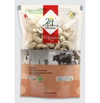 24mantra Organic Whole Cashew 100gm