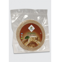 24 Mantra Organic Pappadam spiced  100gms