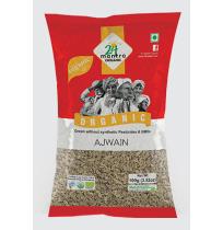24 Mantra Organic Ajwain 100gm