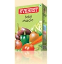 Everest Sabji Masala 50gm Carton
