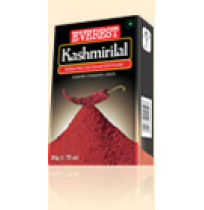 Everest Kashmirilal Chilli Powder 100gm Carton