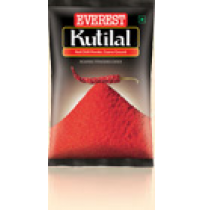 Everest Kutilal Chilli Powder 100gm Carton