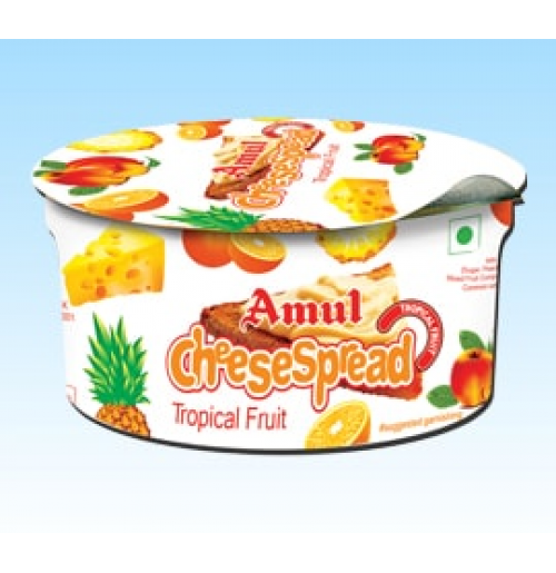 Amul Cheese Spread Tropical Fruit (200 gm)