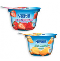 Nestle Real Mango Yoghurt (100gm)
