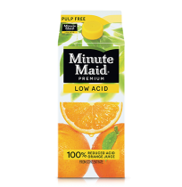 Minute Pulpy Orange Juice - 1 ltr