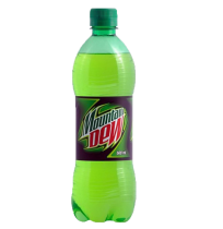 Mountain Dew Soda Drink (600 ml)