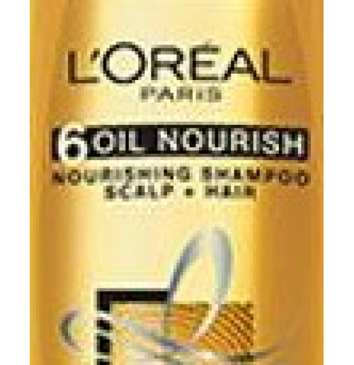 L'oreal Paris Oil Nourish Shampoo sachet 7ml