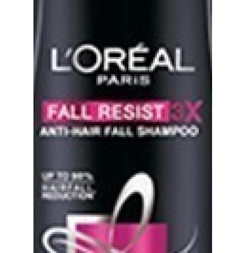 L'oreal Paris Fall  Resist Shampoo sachet 7ml