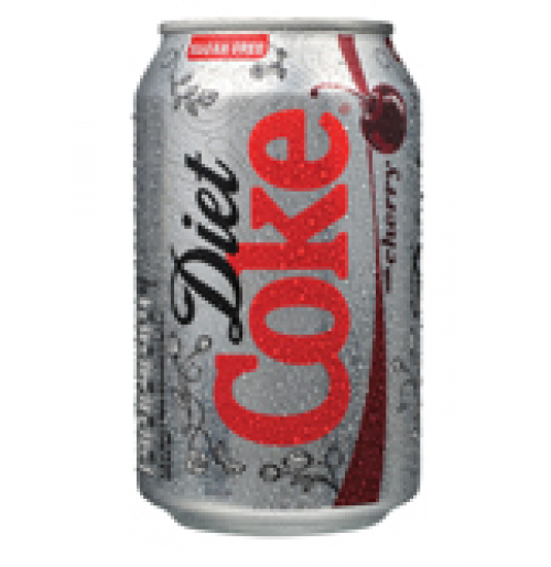 Diet Coke Cherry 330 ml