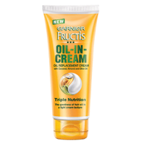 Garnier Fructis Triple Nutrition Oil In Cream