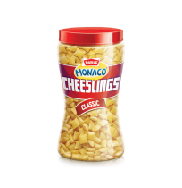 Parle Cheeslings - 150gm Jar