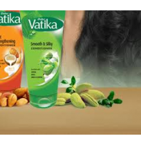 Dabur Vatika Smooth and Silky conditioner (200 ml)