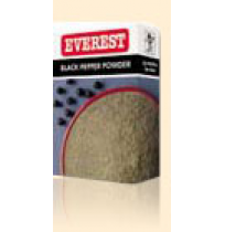 Everest Black Pepper Powder 50gm Carton