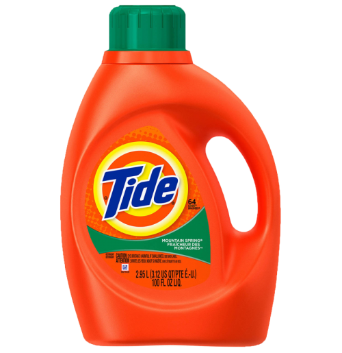 Tide Mountain Spring Liquid Detergent - 1.47 ltr
