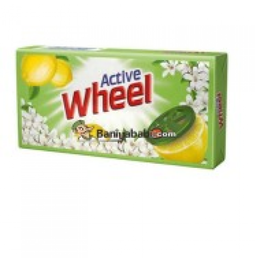 Wheel Active Green Bar 125 gm