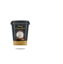 Amul Ice Cream - Rich Almond Fudge (125 ml Cup )