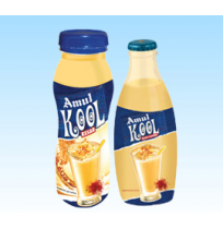 Amul Kool Kesar Flavoured Milk (200 ml)