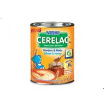 Nestle Cerelac - Wheat Honey, 300 gm Carton