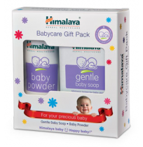 Himalaya Babycare Gift Pack Combi (Soap-Powder)