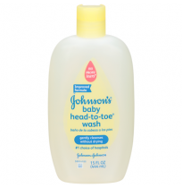Johnson's Baby Head To Toe Wash 100ml