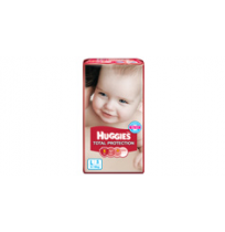 Huggies Total Protection (L) Pack of 5