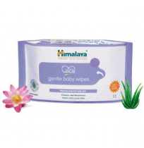 Himalaya Gentle Baby wipes 12 pieces pouch