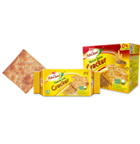 Britannia Nutri Choice - Classic Lite Crackers  300 gm Pouch