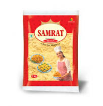 Samrat Premium Quality Besan ( Gram Flour ) - 1Kg Pouch