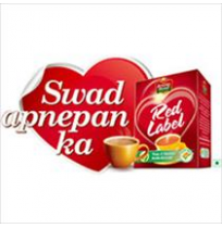 Brooke Bond Red Label Natural Care Tea - 250 gm