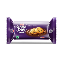 Britannia Good Day Cookies - Choco Chip 150gm Pouch