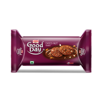 Britannia Good Day Cookies - Choco Nut 150gm Pouch