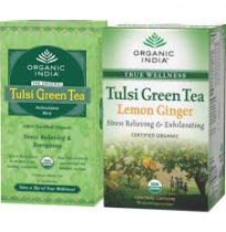 Tulasi Green Tea - 25 Tea Bags