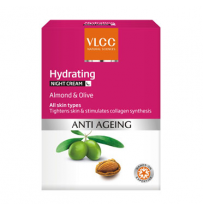 VLCC Anti Ageing Hydrating Night Cream (50 gm)