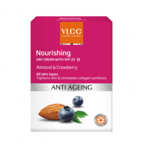 VLCC Anti Ageing Nourishing Day Cream With SPF 25 (50 gm)