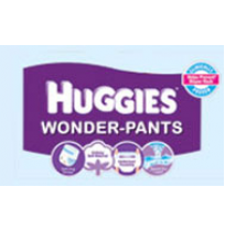Huggies Dry Diapers  (L) - Pack of 5