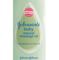 Johnson's Baby Baby massage oil -50 ml
