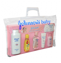 Johnsons Baby Gift Set - Deluxe Collection (Unisex)