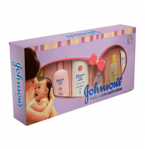 Johnsons Baby Gift - Set Luxury Collection (Unisex)