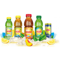 Lipton Ice Tea With Free Bottle (500 gm)