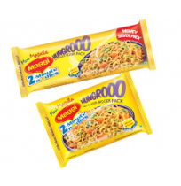 Maggi Hungrooo Noodles 112.5gm Pouch