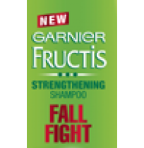 Garnier Fructis Fall Fight Strengthening Shampoo Sachet 6.5ml