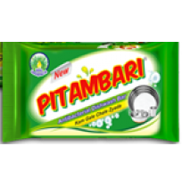 Pitambari Dishwash Bar 75gm