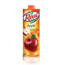 Real- Apple Fruit Juice (1 Ltr)