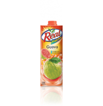 Real- Guava Fruit Juice (1 Ltr)