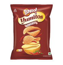 Bingo! Yumitos Red Chilli Bijli 26gm Pouch